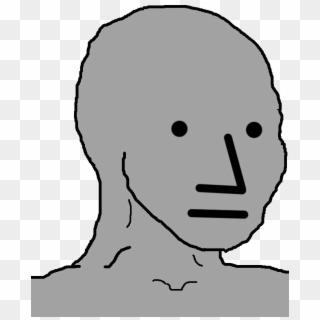 meme Shrunken face