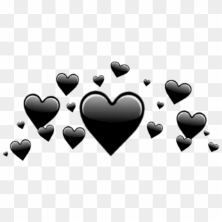 Tumblr Heart Crown Png Heart Transparent Png 2289x2289