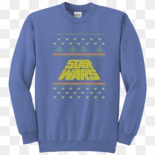 Star Wars Logo Christmas Sweatshirt