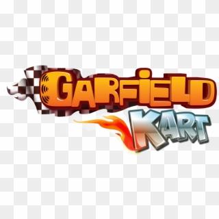 Garfield Kart Garfield Kart Logo Png Transparent Png 1696x731 1106210 Pngfind