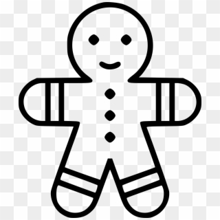 Gingerbread Man Png Transparent For Free Download Pngfind