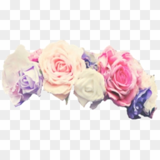 Flower crown aesthetic. Png transparent for free