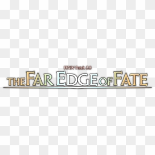 Final Fantasy Xiv - Ffxiv The Far Edge Of Fate, HD Png Download