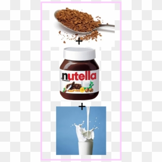 Nutella Blank Nutella Label Template Hd Png Download 480x691 3934843 Pngfind