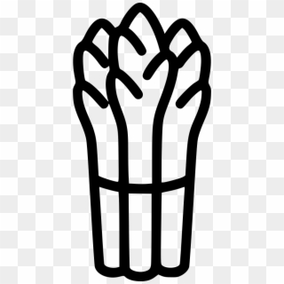 Png File Svg Black And White Asparagus Png Transparent Png 488x980 1542152 Pngfind