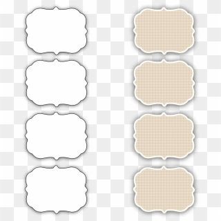 Blank Gift Tag Templates 21951 Tagging Template Transparent Background Hd Png Download 2550x3300 1753412 Pngfind