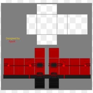 Download Hd Roblox Pants Template Uniform Roblox Shirt Roblox