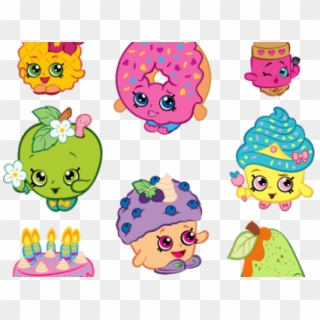 image regarding Printable Shopkins List identified as Shopkins PNG Clear For Free of charge Down load - PngFind