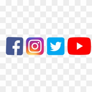 Facebook Instagram Twitter Youtube Hd Png Download 1024x1024 1887772 Pngfind