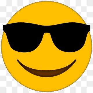 Sunglasses Emoji Clipart Smiley Face Cool Emoji Transparent Background Hd Png Download 882x882 191394 Pngfind