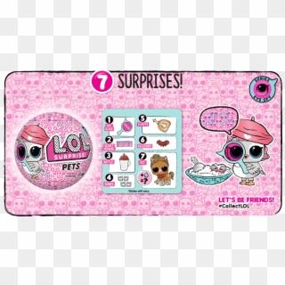 Lol Surprise Logo Lol Surprise Doll Logo Hd Png Download 1024x1024 378889 Pngfind