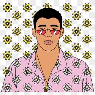 Bad Bunny Png Bad Bunny Transparent Png 761x1049 543219