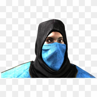 No Caption Provided Mortal Kombat 1 Sub Zero Mask Hd Png