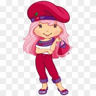 Strawberry Shortcake Characters Crepe Suzette Strawberry