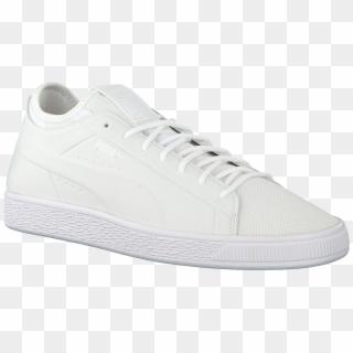 White Puma Sneakers Basket Classic Sock Lo Men - Nubikk Wit ...