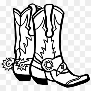 Coloring Pages Cowboy Boots - Coloring Home | 320x320