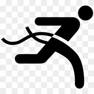 Running Finish Line Icon Hd Png Download 600x600 2205657 Pngfind