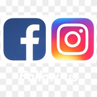 Follow Us On Facebook And Instagram Graphic Design Hd Png Download 1800x1440 2284458 Pngfind