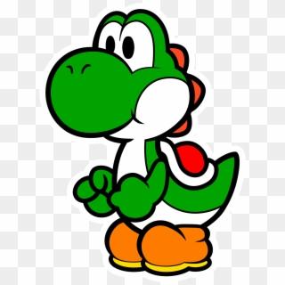 Super Paper Mario Paragoomba , Png Download - Paper Mario Color ... | 320x320