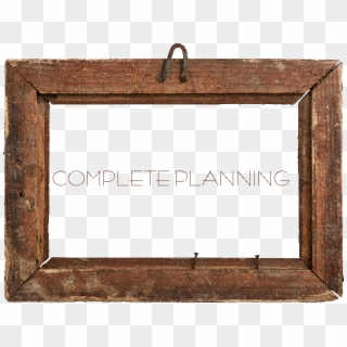 Old Wood Frame Png Clipart Window