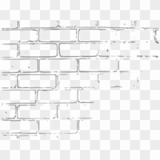 Bricks Clipart Brick Pattern - Wall Brick Texture Png, Transparent