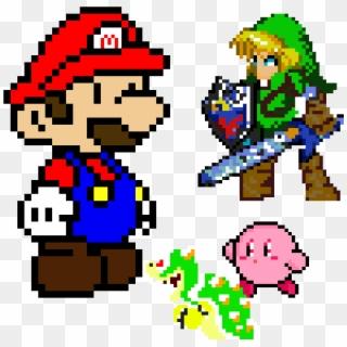 Smb3 Luigi Sheet Super Mario Bros 3 Luigi Sprite Hd Png