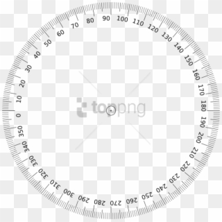 photo regarding 360 Degree Protractor Printable identify Protractor PNG Clear For Cost-free Down load - PngFind