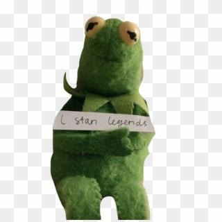 Kermit Meme Stan Legends Freetoedit Frog Skinnylegend Clean Kermit The Frog Memes Hd Png Download 1024x1175 2916551 Pngfind