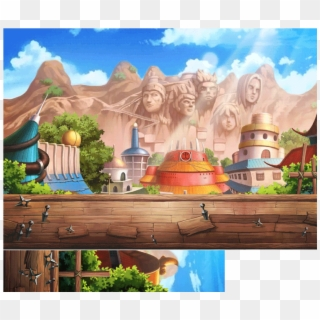 292 2926318 mobile ninja heroes hidden leaf village the spriters