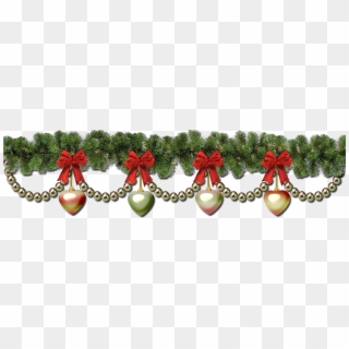 Christmas Garland Png Transparent For Free Download Pngfind
