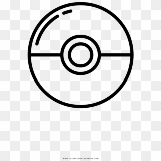 Pokeball Coloring Page Circle Hd Png Download 1000x1000 3143030 Pngfind