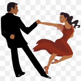 And Latin Ballroom Dancing Dance Men Tango Clipart Dancing Man And Woman Emoji Hd Png Download 1600x1334 3206074 Pngfind