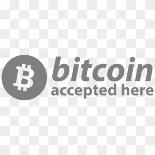 Bitcoin Accepted Here Btc Logo Signage Hd Png Download 866x650 3240753 Pngfind