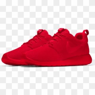 lluvia vender Príncipe  Nike Roshe One Essential Id Shoe - Nike Roshe One Essential Id Red, HD Png  Download - 640x640(#3292715) - PngFind