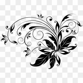 Logo Bunga Png Blue Flowers Wreath Png Transparent Png Download