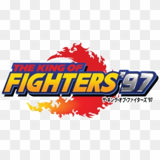 The King Of Fighters 97 Kof 97 Logo Png Transparent Png