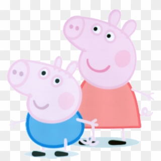Peppa Pig Png Png Transparent For Free Download Pngfind
