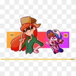 Gravity Falls Wendy Fan Art
