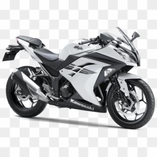 gambar sepeda image transparent background 2017 kawasaki ninja 300 white hd png download 2000x1123 4198061 pngfind 2017 kawasaki ninja 300 white hd png