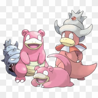 1h Slowking Pokemon Hd Png Download 508x430 4276992 Pngfind