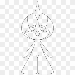 280 Ralts Pokemon Coloring Page   Pokemon coloring pages, Coloring ...   320x320
