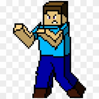 Minecraft Steve Png Transparent For Free Download Pngfind