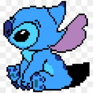 Stich Dessin Pixel Art Stitch Hd Png Download 980x660 5497763 Pngfind