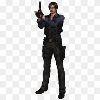 Resident Evil Leon Resident Evil Png Transparent Png 1024x768