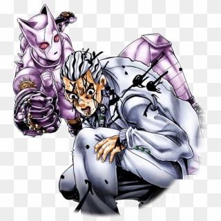 Kira Yoshikage Jojo Bizarre Adventure Diamond Character Hd Png