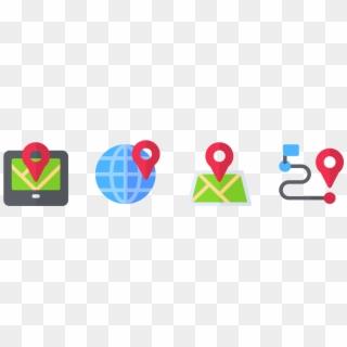 Gps Clipart Google Map - Google Maps Api Png, Transparent