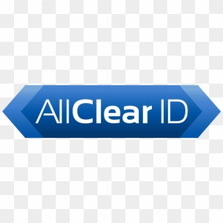 Allclear Id Logo Allclear Id Hd Png Download 2433x617 5949068 Pngfind Allclear id (aka allclear and formerly debix) provides products and services that help protect people and their personal information from threats related to identity theft. allclear id logo allclear id hd png