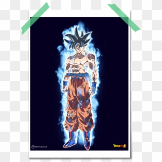 Dragon Ball Super Goku Ultra Instinct Live Wallpaper For Android Hd Png Download 1080x1080 61878 Pngfind