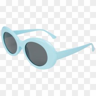 1dc12f3d18617 Download Hd Light Blue Clout Sunglasses Sunglasses - Png Clout Goggles