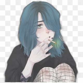 Aesthetic Roblox Girl Gif Anime Girl Smoker Aesthetictumblr Aesthetics Tumblr Anime Tumblr Girl Aesthetic Hd Png Download 638x679 6202993 Pngfind